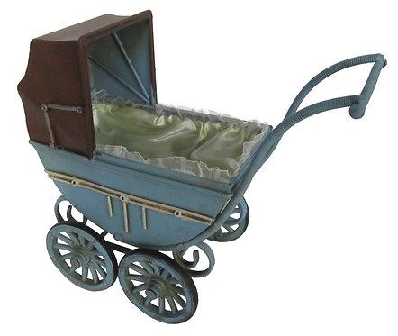 Carrinho - Bebê - Azul