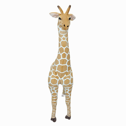 Pelúcia - Girafa - Grande - 1,30 m