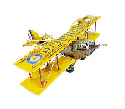 Avião - Amarelo