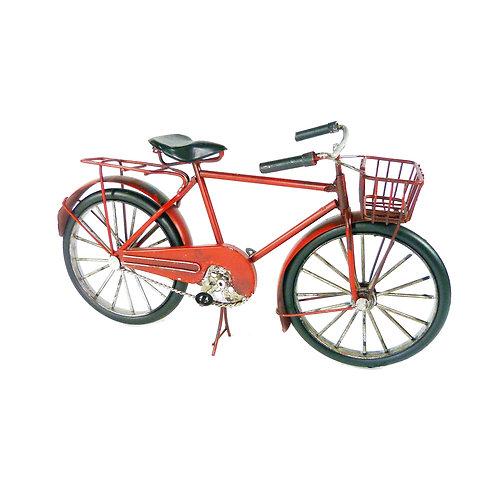Bicicleta - Vermelha