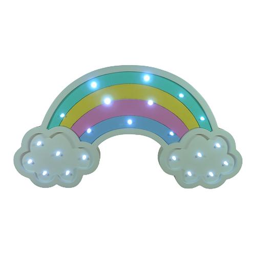 Luminoso - Led - Arco-Íris