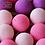 Thumbnail: Cordão de Luz - Tons de Rosa - Led - 20 lâmpadas - Tomada