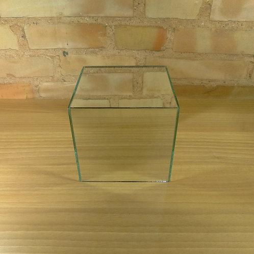 Caixa - Espelhada - 15 x 15 cm