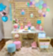 Decoração Festa Infantil Tema Confeitaria