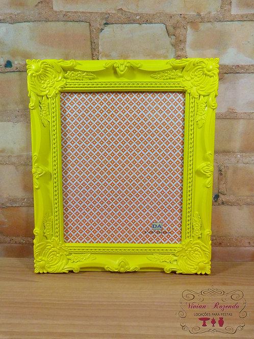 Porta Retrato - Moldura - Amarelo