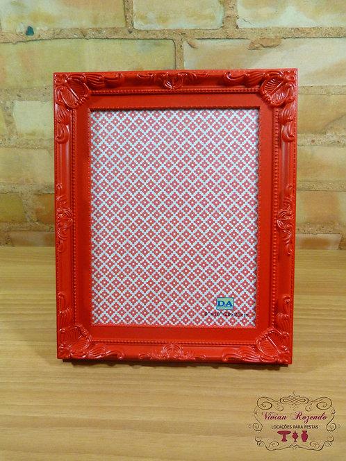 Porta Retrato - Moldura - Vermelho