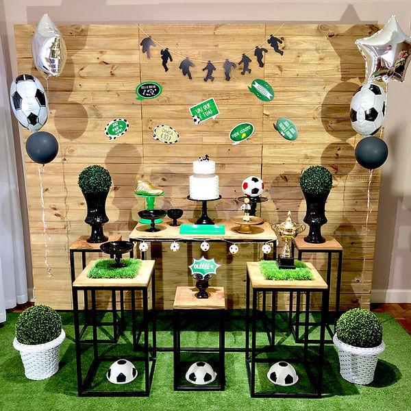Decoração Festa Infantil Tema Futebol
