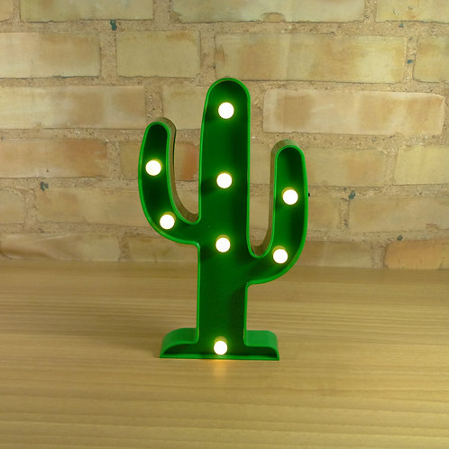 Cacto - Verde - Luminoso