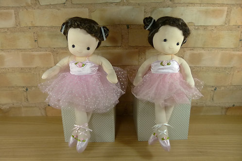 Bonecas Bailarinas - Musicais - Par