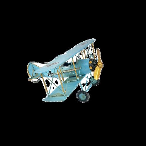 Avião - Azul Claro - Médio