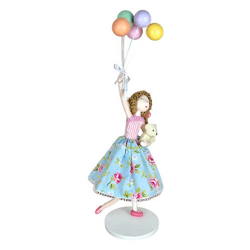 Boneca - Menina com Balões