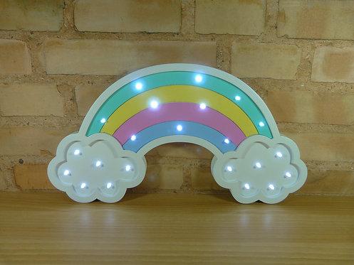 Arco-Íris - Colorido - Luminoso