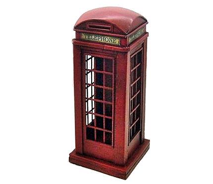 Cabine - Telefônica - Vermelha