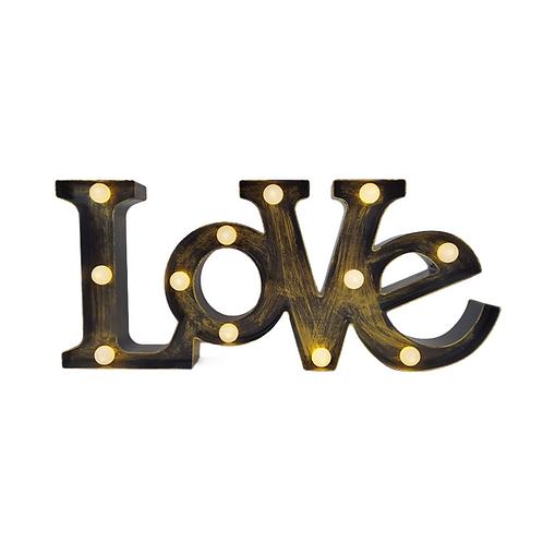 Luminoso - Led - Love