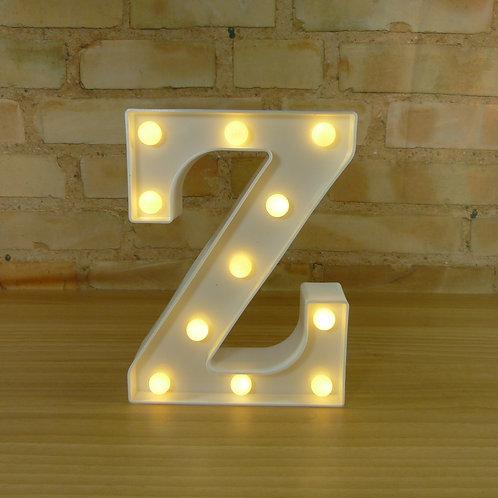 Letra - Luminosa - Led - Z