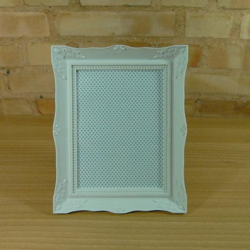 Porta Retrato - Branco - 15 x 20 cm