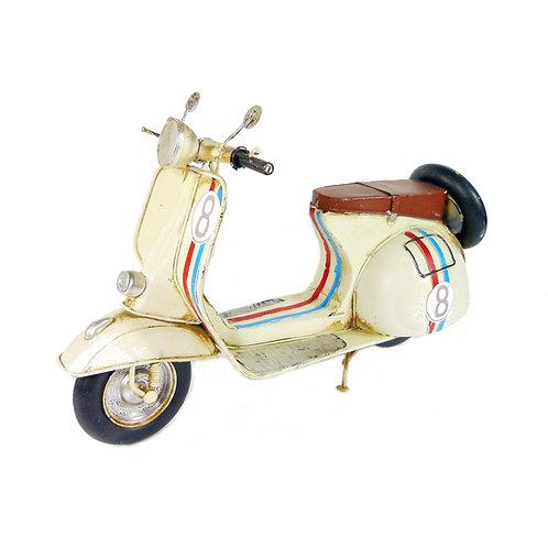 Motocicleta - Bege