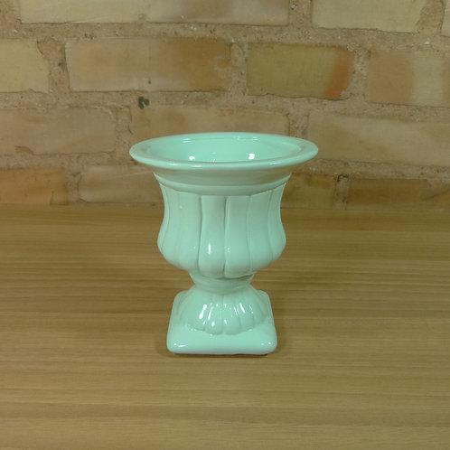 Cachepô - Mini Vaso - Verde Claro - Grego