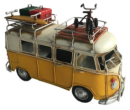 Kombi - Amarela - Triciclo