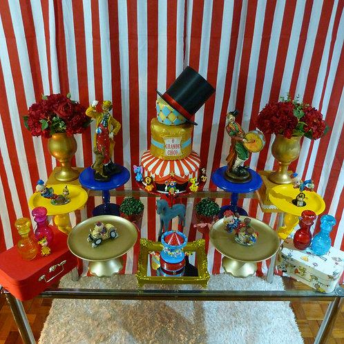 Kit Decoração Circo