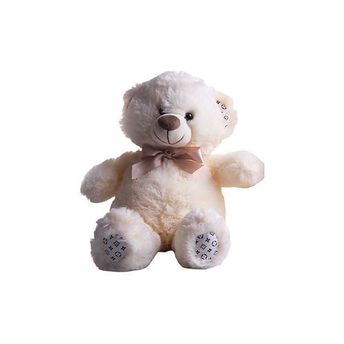 Urso - Bege -Pequeno