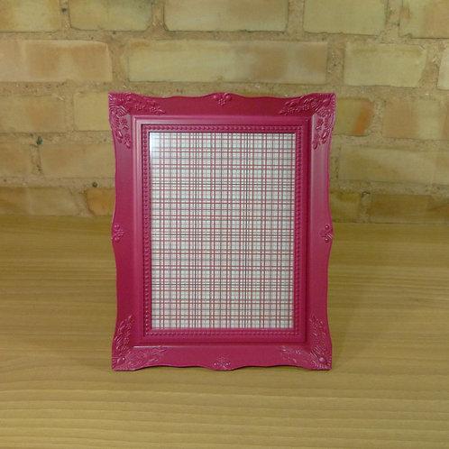 Porta Retrato - Pink - 15 x 20 cm