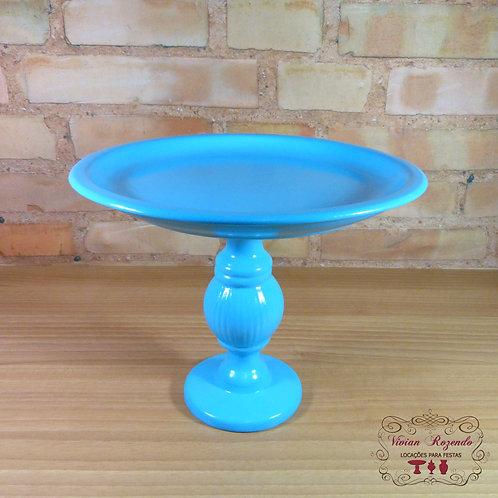 Suporte - Porta Doces - Azul Tiffany