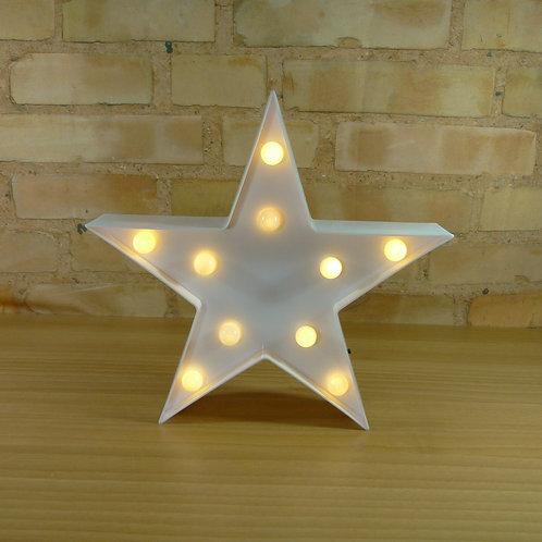 Estrela - Branca - Luminosa