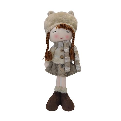 Boneca - Menina Ursa