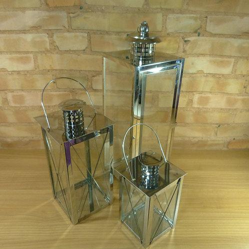 Lanternas - Trio - Prata