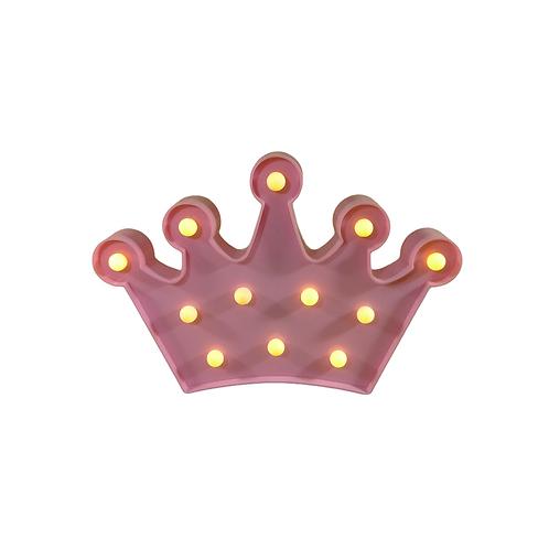 Luminoso - Led - Coroa - Rosa.png