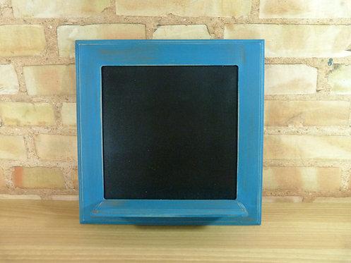 Quadro - Lousa - Azul - MDF