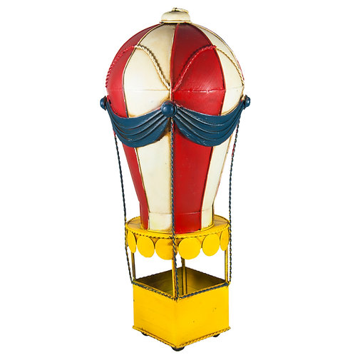 Miniatura de balão na cor vermelha