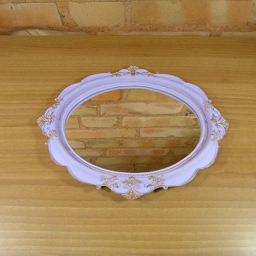 Bandeja - Lilás - Espelhada
