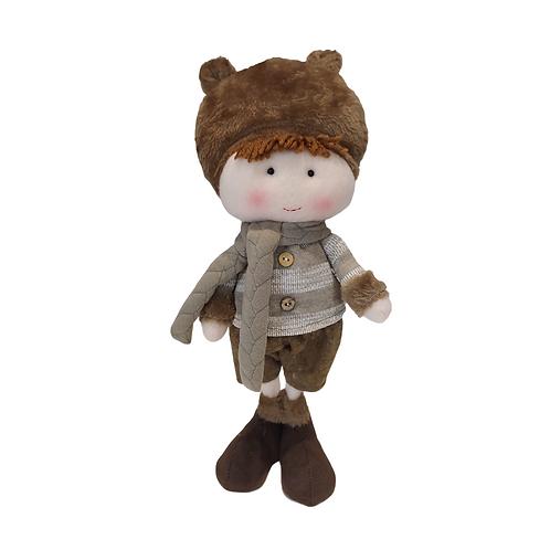 Boneco - Menino Urso