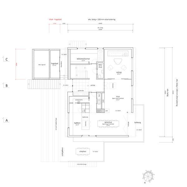 A-012 plan ny 2.etg 1til100 A3 kvadrat.j