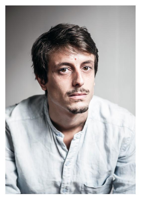 Adrien Galaup, Comédien-Metteur ens cene