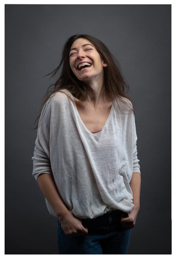 Magalie Lopez- Comédienne