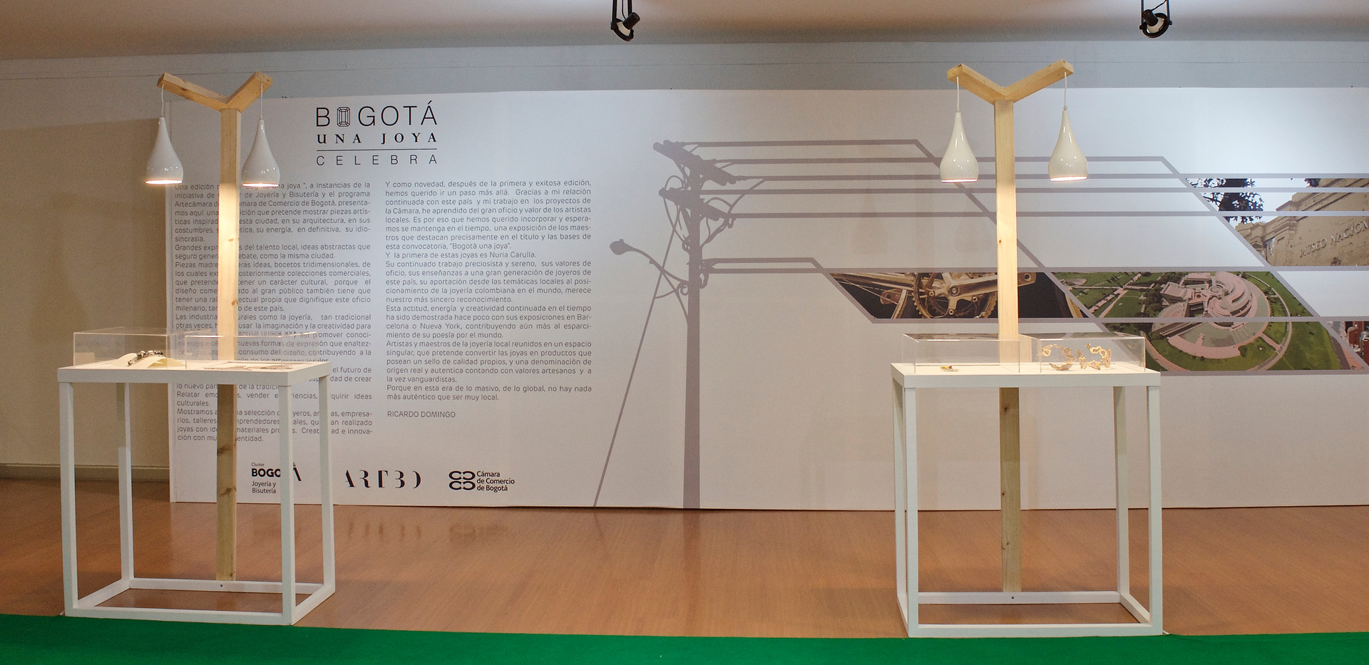 exhibicion y museografia