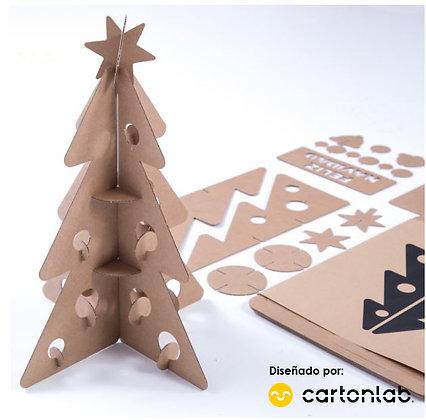Arbolito de navidad pequeño   Regalos navideños ecológicos