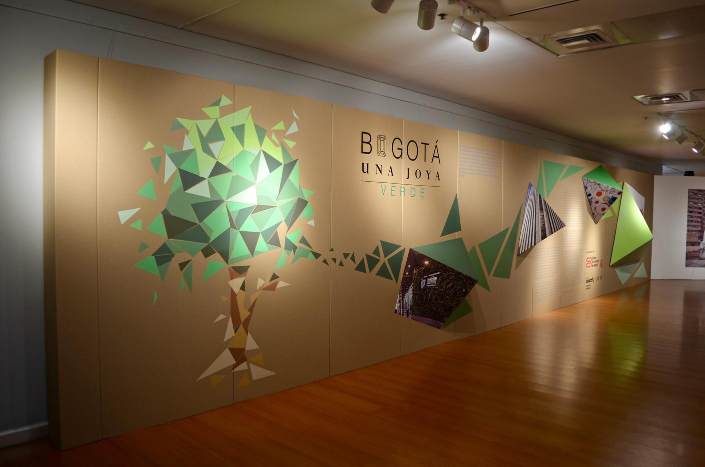 Bogota una joya verde