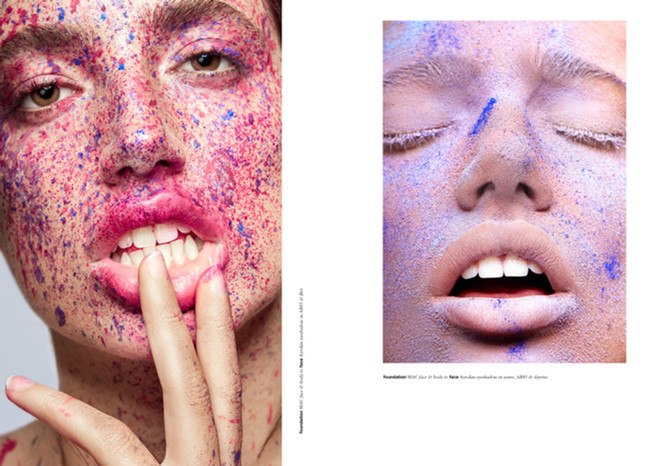 Elegant Magazine   Kat B.