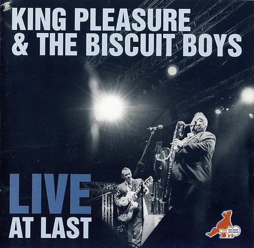 Live At Last CD
