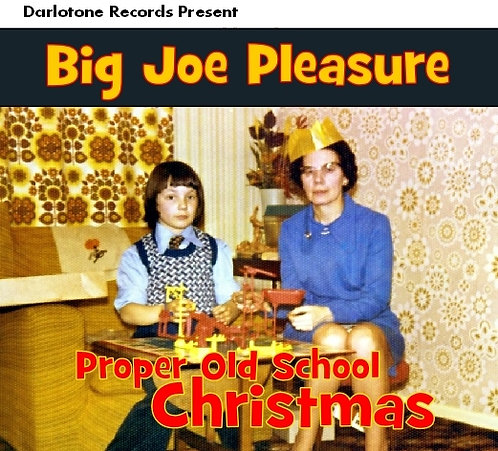 Proper Old School Christmas CD