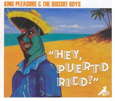 Hey Puerto Rico CD