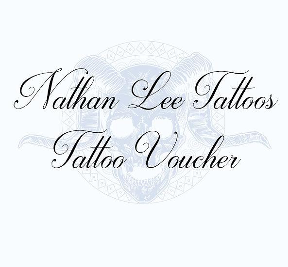 Tattoo Voucher
