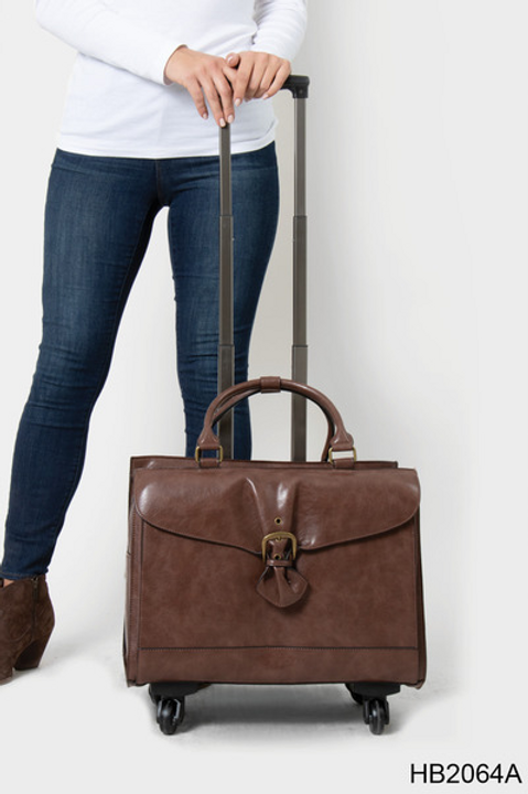 Simply Noelle Cinched Roller Bag