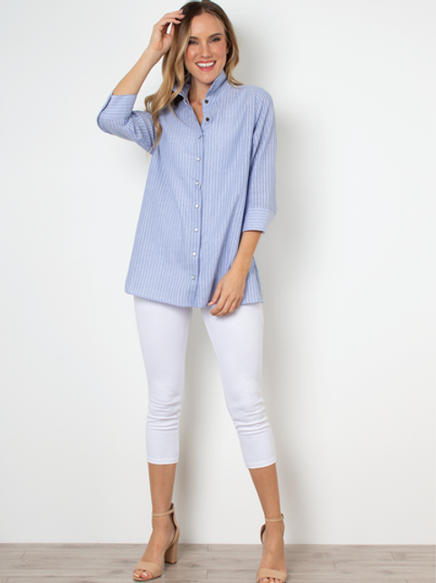 Simply Noelle Timeless and Tailored Top
