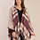 Thumbnail: Simply Noelle Thick Plaid Fringe Hooded Wrap