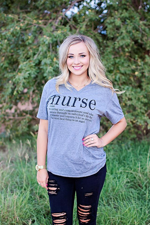 Nurse Webster T-shirt
